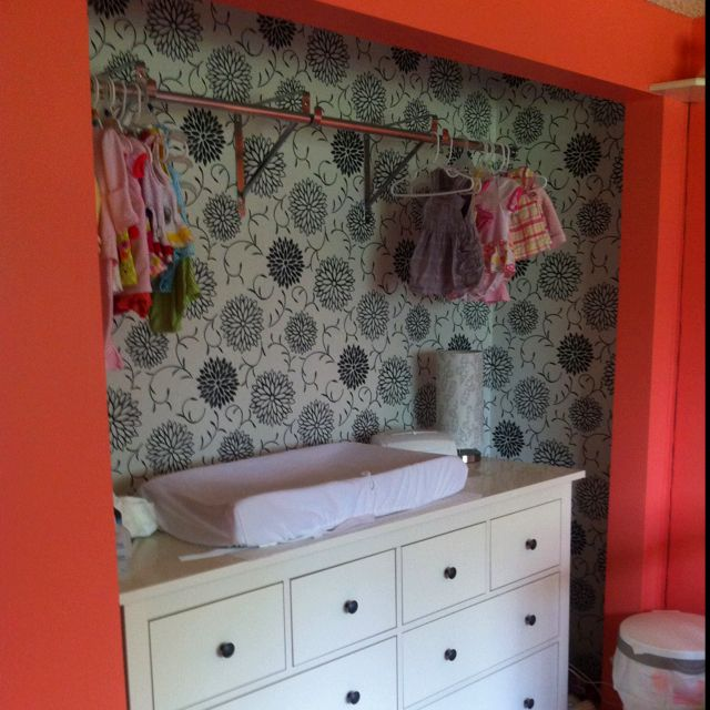 Best 25 dresser in closet ideas on pinterest closet for Ikea dresser in closet