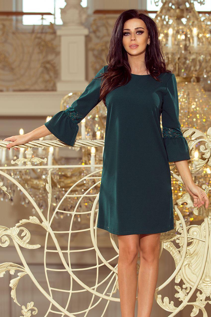 892ba0ffd3  Elegancka  sukienka L-  XL MARGARET  zielona  odzież  damska  plus  size   dla  Puszystych  duże  rozmiary  święta  boże  narodzenie  wigilia  wesele  ...