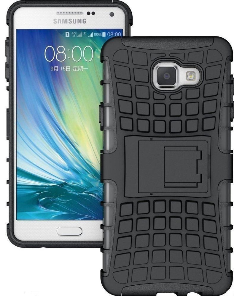 82e577b9195 NEW ARMOR HYBRID DEFENDER KICK STAND BACK CASES COVER 4 SAMSUNG GALAXY ON  NXT | eBay