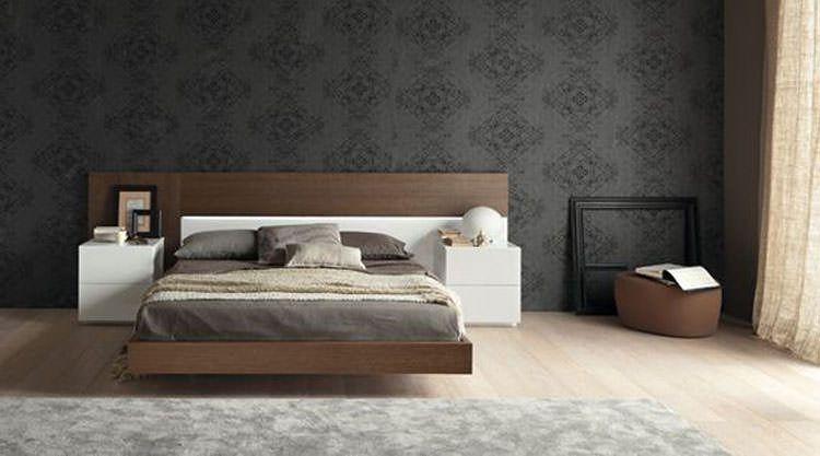 Letto Sospeso Diaz : Esempi di letti sospesi dal design moderno camere da letto