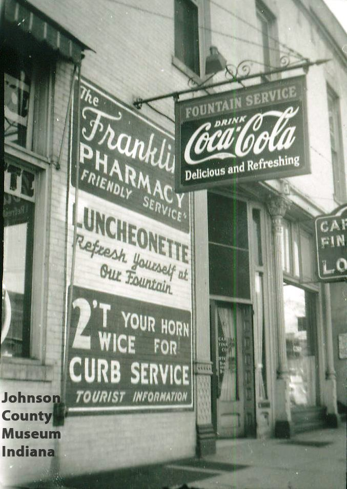 Franklin Pharmacy Joco Images Of The Past In 2019