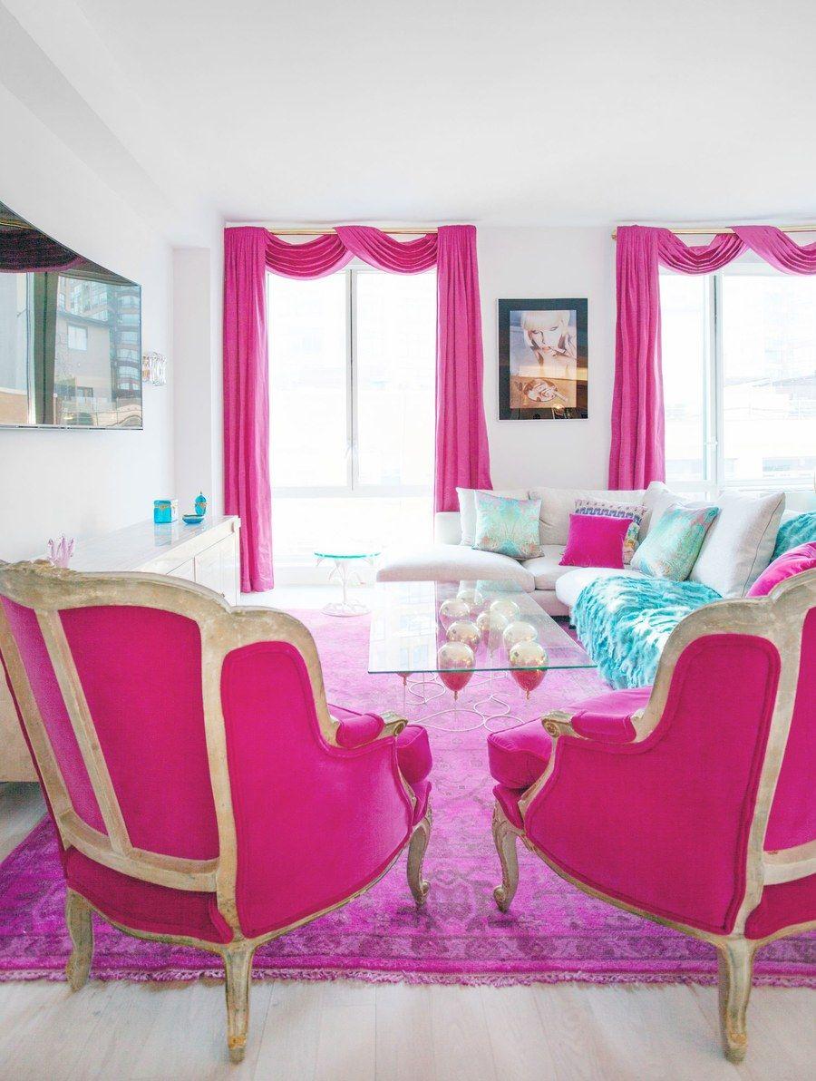 When a New York City screenplay writer told interior designer Sasha ...