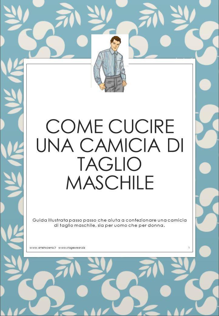 new style df1f1 16622 Come cucire una camicia classica, per uomo o per donna ...