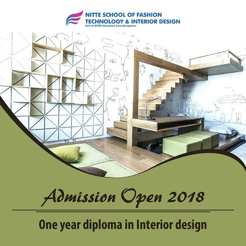 Let Your Career Have A Boost With Job Oriented One Year Diploma Program In Interior Designing Admissio Interior Design Courses College Design Interior Design