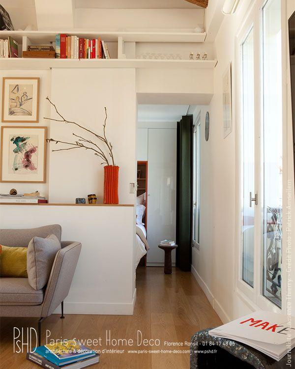 Déco à Paris Le Marais ! Entre Art, Citterio et Lounge Chair ...