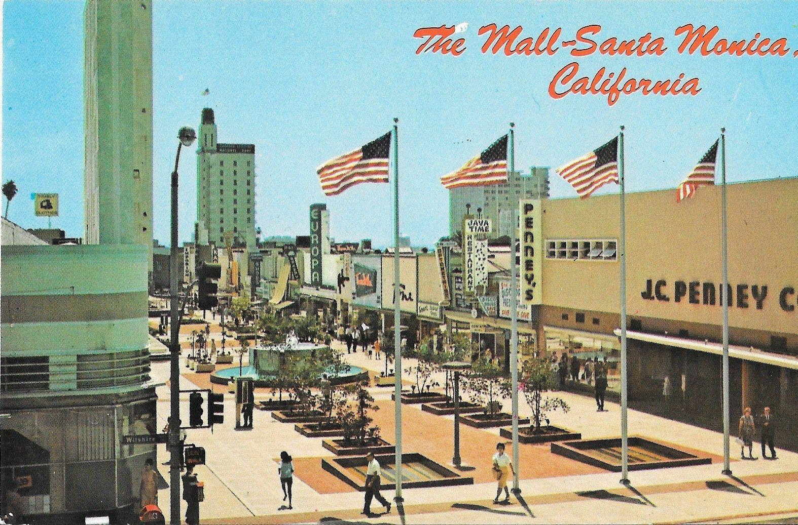 Pin by Susie Denis on Santa Monica & Venice 1970's & 80's