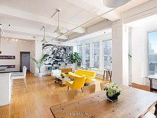 Phenomenal Luxury Chelsea Loft Enormous Sun Filled New York Download Free Architecture Designs Ferenbritishbridgeorg