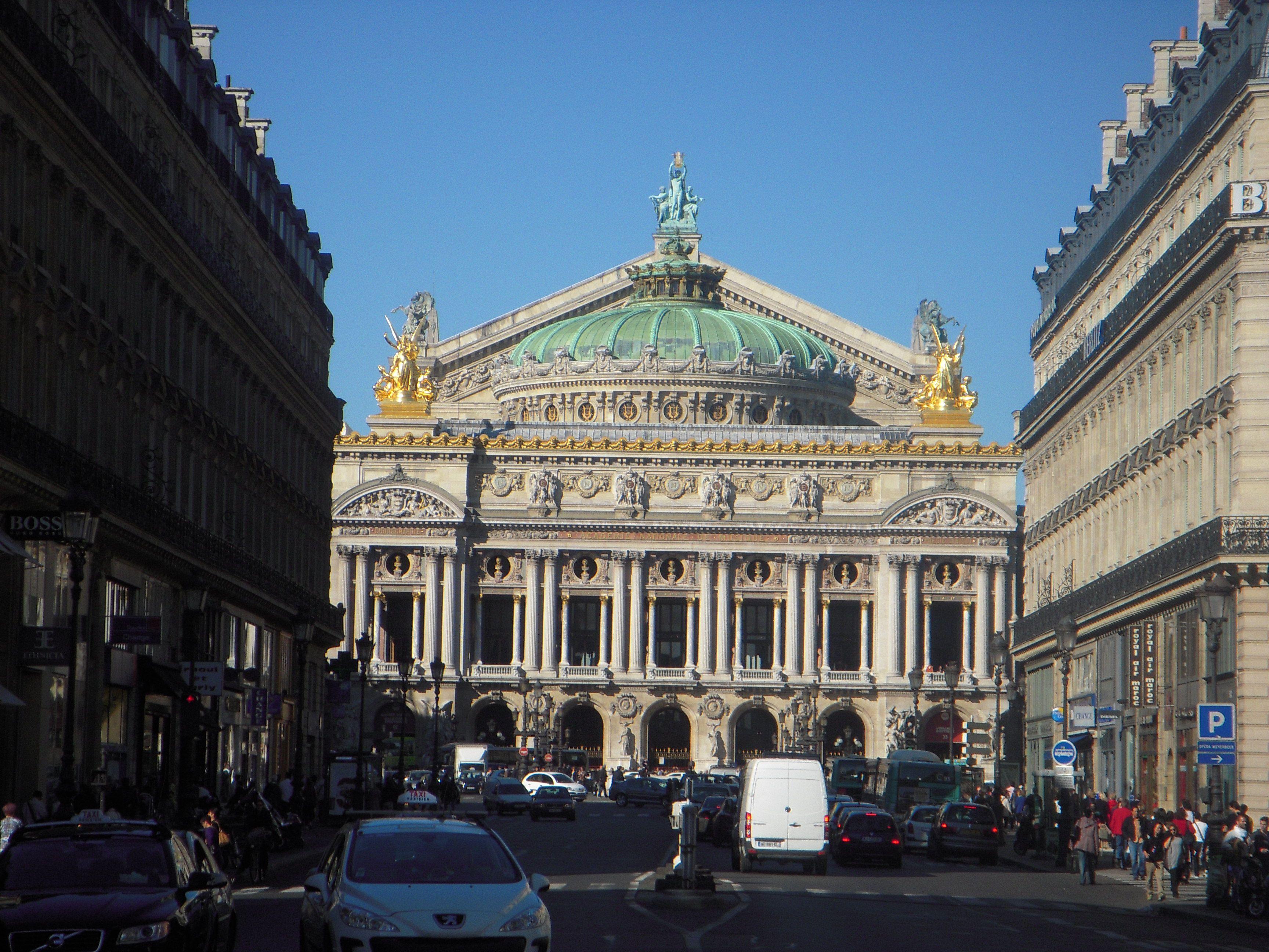 l´opera Paris
