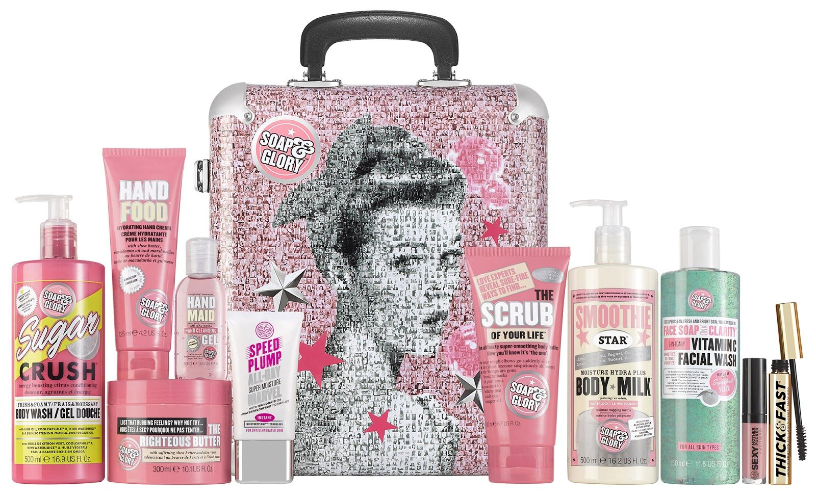Soap & Glory The Whole Glam Lot Star Gift Soap and glory
