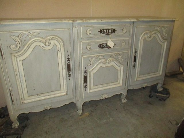 Room French Antique Buffet Sideboards