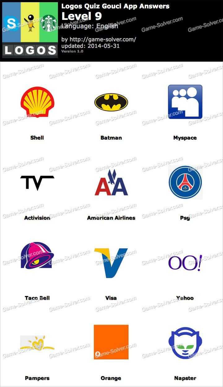 logo quiz v4.0 answers