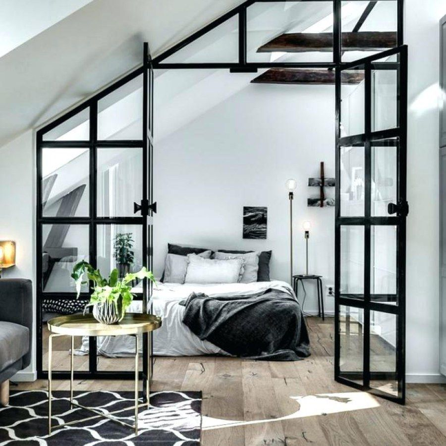 Industrial Decorating Ideas For Your Space Industrial Decor Furniture In 2020 Studio Apartment Decorating Attic Apartment Apartment Decor