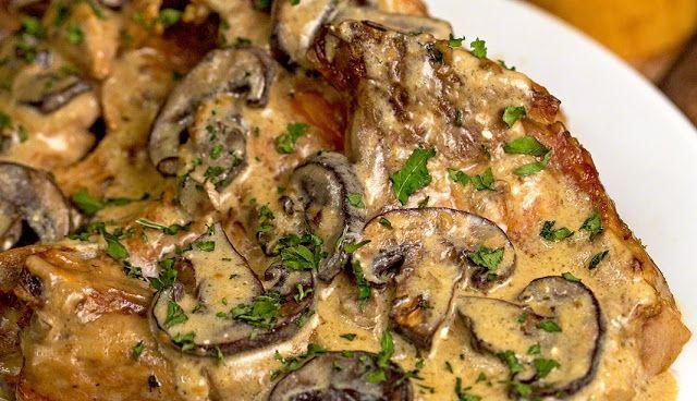 Bone In Porkchop Crockpot Recipes