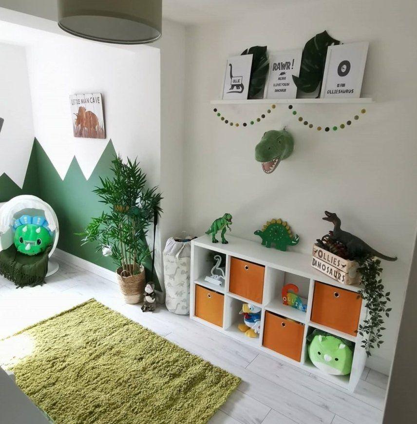 12 Amazing Dinosaur Inspired Bedrooms For Kids Ideas Inspo Amazing Bedrooms Dinosaur Ideas Inspir Diy Boy Bedroom Ikea Kids Room Toddler Bedroom Themes