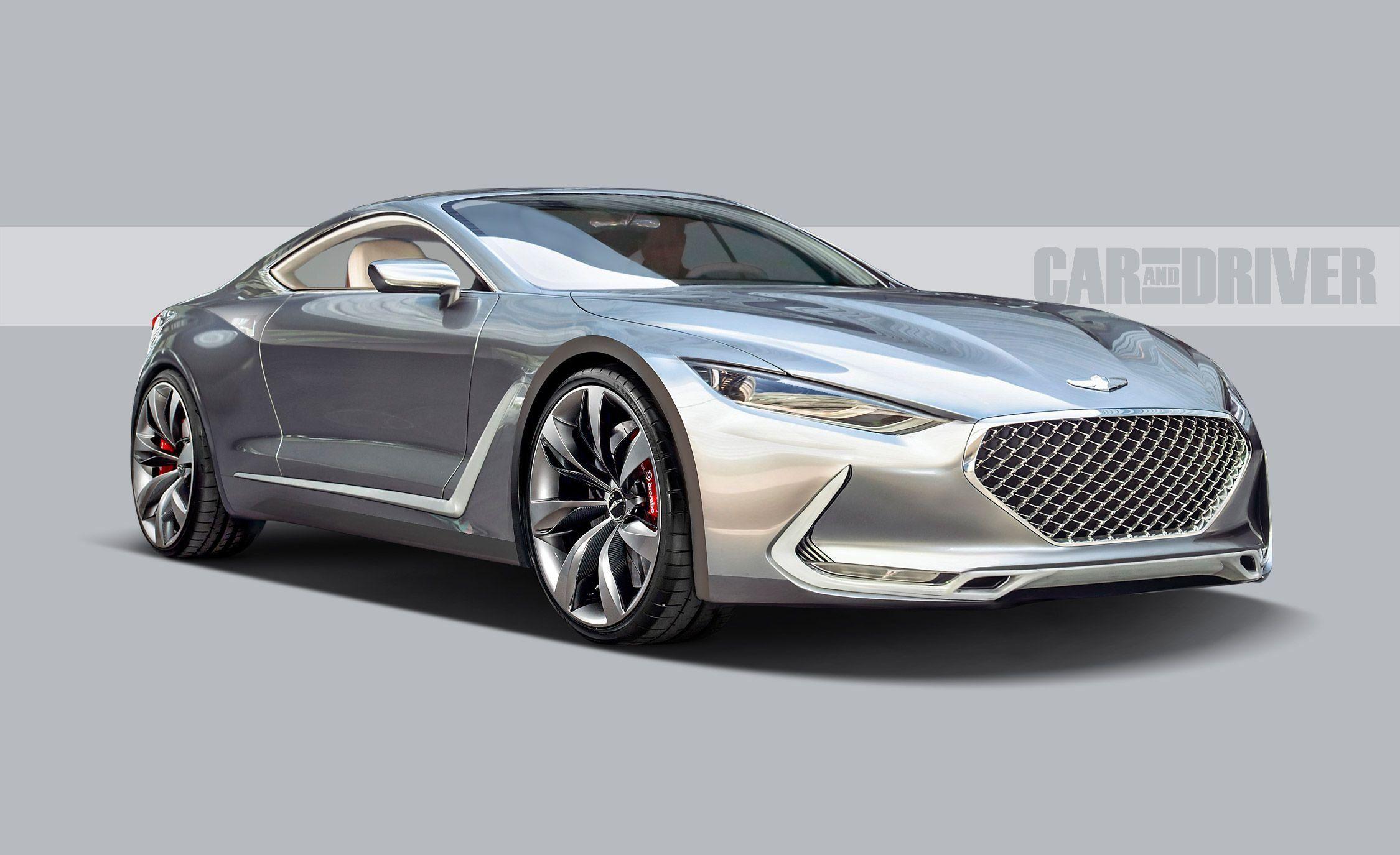 Hyundai Sports Coupe 2020