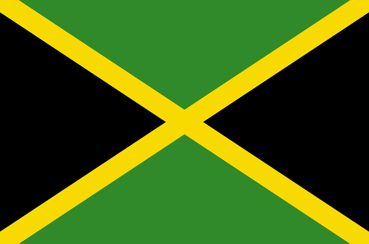 Free Image On Pixabay Jamaica Flag National Flag In 2020 Jamaica Flag Jamaica Flags Of The World