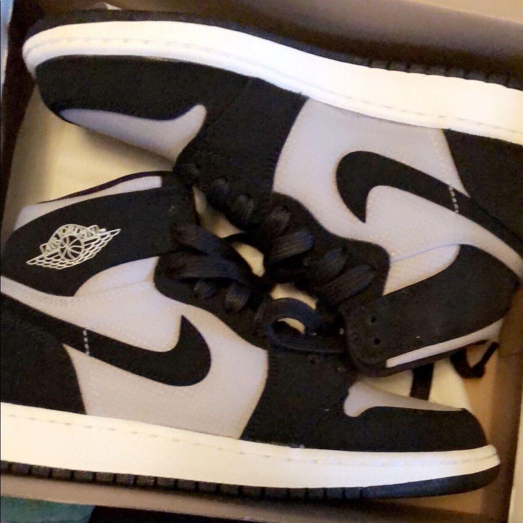 Jordan Shoes Jordan 1s Size 4.5 Woman Color Black