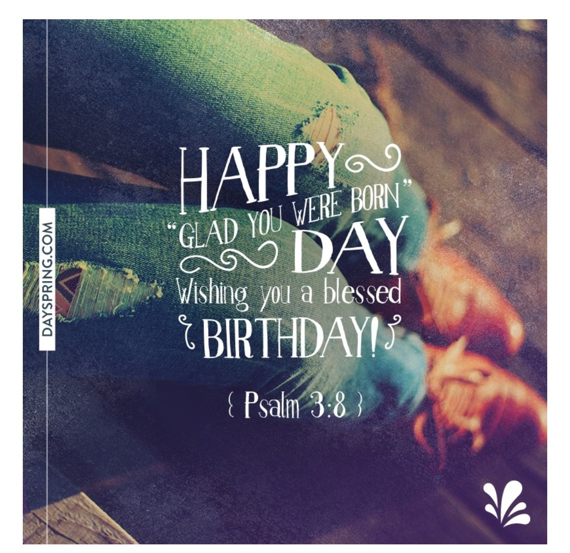 Medium Crop Of Happy Birthday Blessings