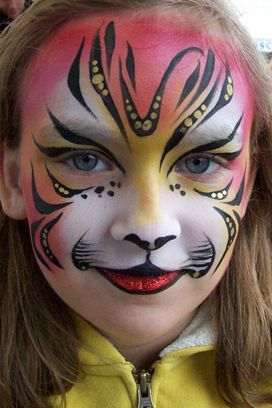 face paint ideas | Pin Face Painting Ideas San Antonio Henna Designs Body Wow on ...