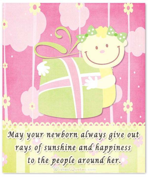 Baby Girl Congratulation Messages With Adorable Images Congratulations Baby Baby Girl Congratulations Message Baby Shower Card Sayings