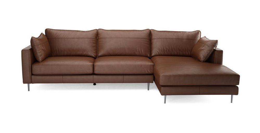 Mazzini Right Hand Facing Chaise End Sofa Peru Dfs