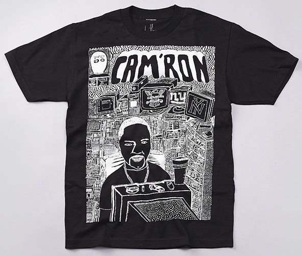 Cam'Ron T-shirt Design #Tshirt #Design   T-shirt printing & design ...