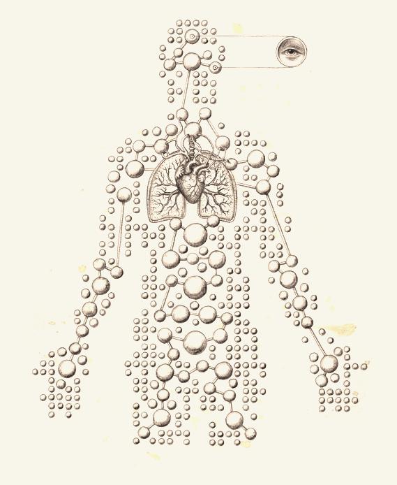 """""""Atomic Man"""" by Daniel Martin Diaz"""