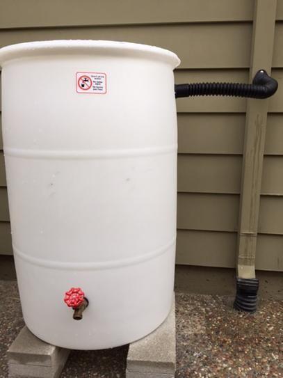 Earthminded Diy Rain Barrel Bundle With Diverter System 55