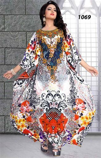 e973985e0c91 Giving you chance to set in this mind-blowing and modern luxury style this  season, these kaftan tops or long kurti type dresses are the newest things  to try ...