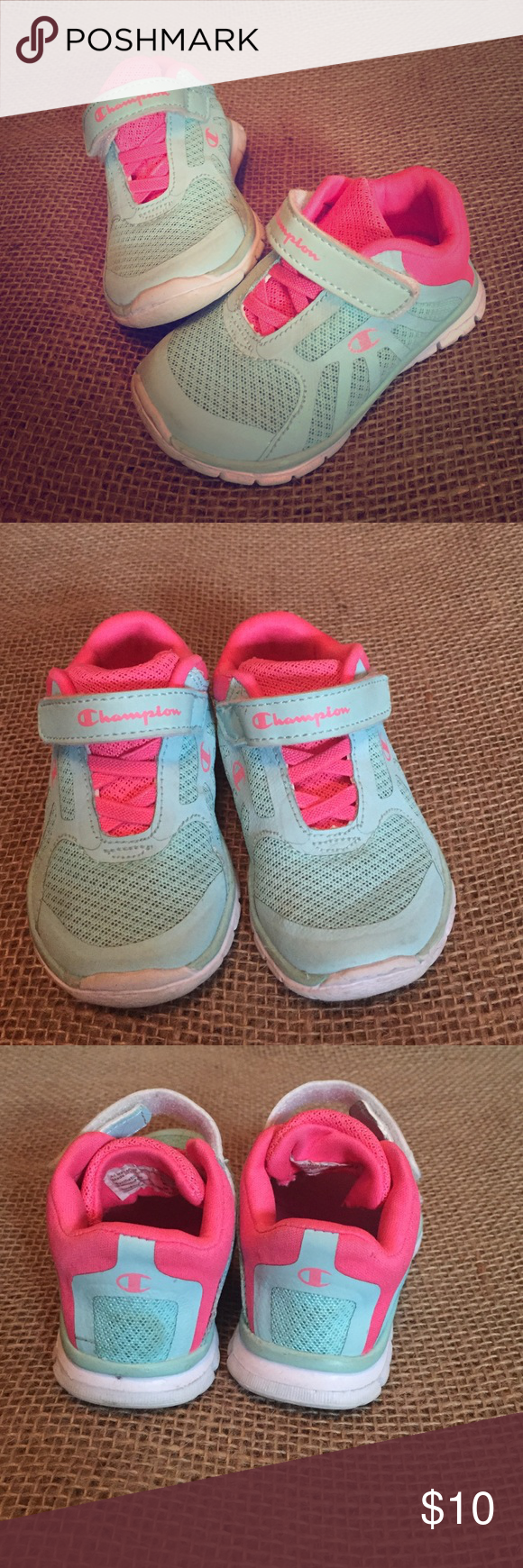 Girls tennis shoes, Champion shoes