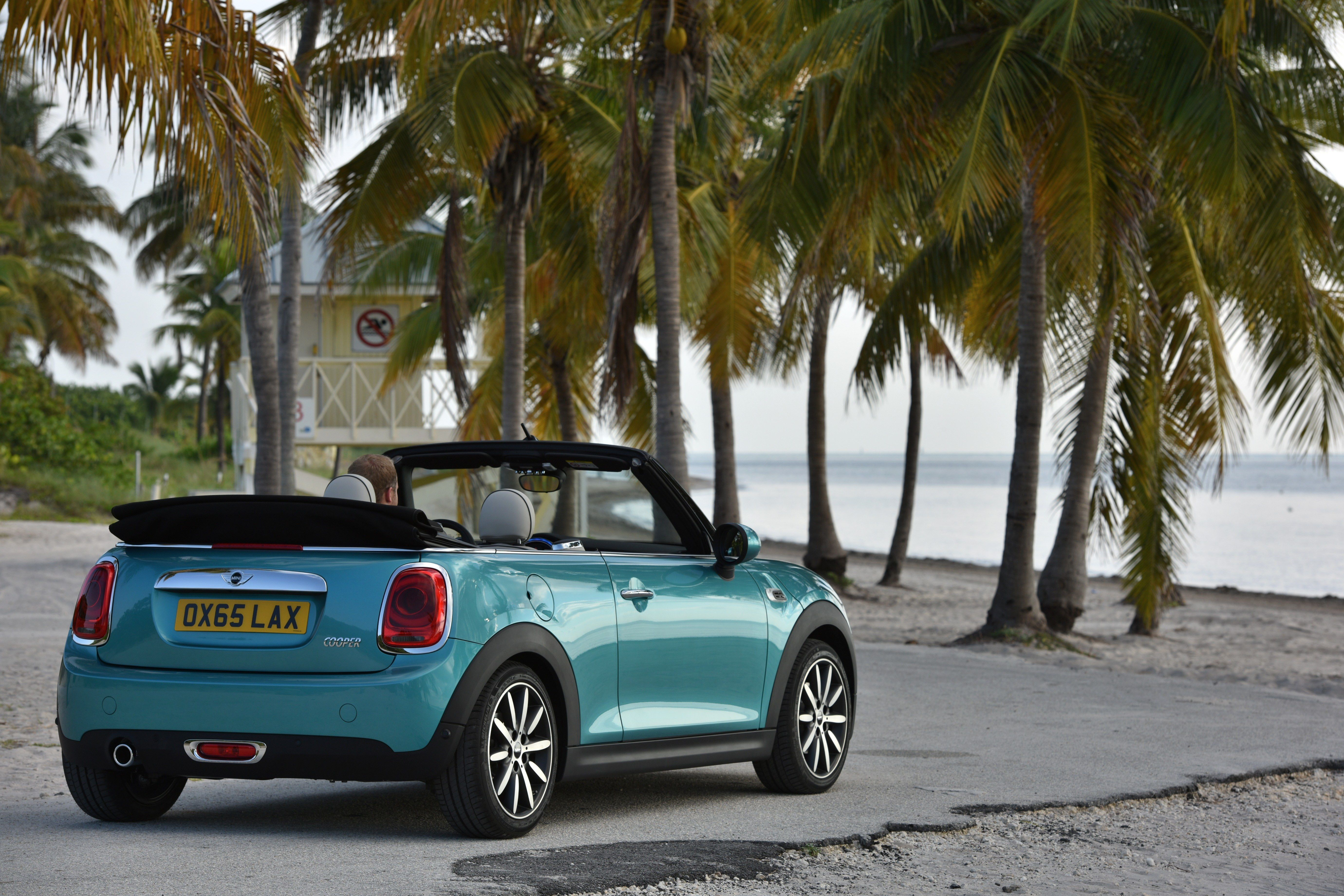 The best summerready used cars under £15,000 Mini