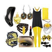 Harry Potter Outfits: Hufflepuff
