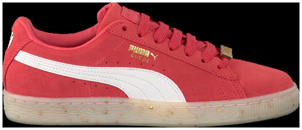 Roze PUMA Sneakers SUEDE CLASSIC BBOY DAMES   Suede, Sneaker ...