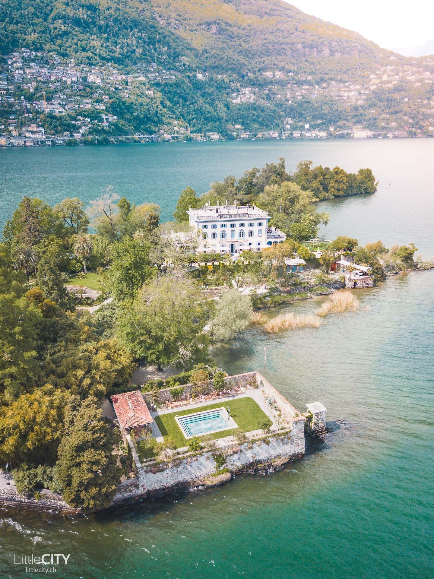 Lago Maggiore Karte Mit Orten.Brissago Inseln Auf Dem Lago Maggiore Wunderschöne Schweizer Inseln