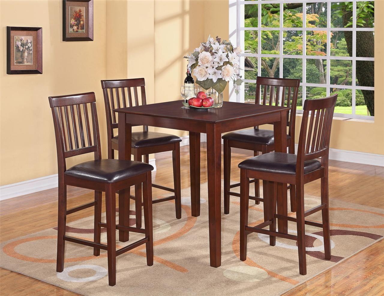 Arten von esszimmermöbeln küche tisch stühle hoch oben stühle  stühle  pinterest  table