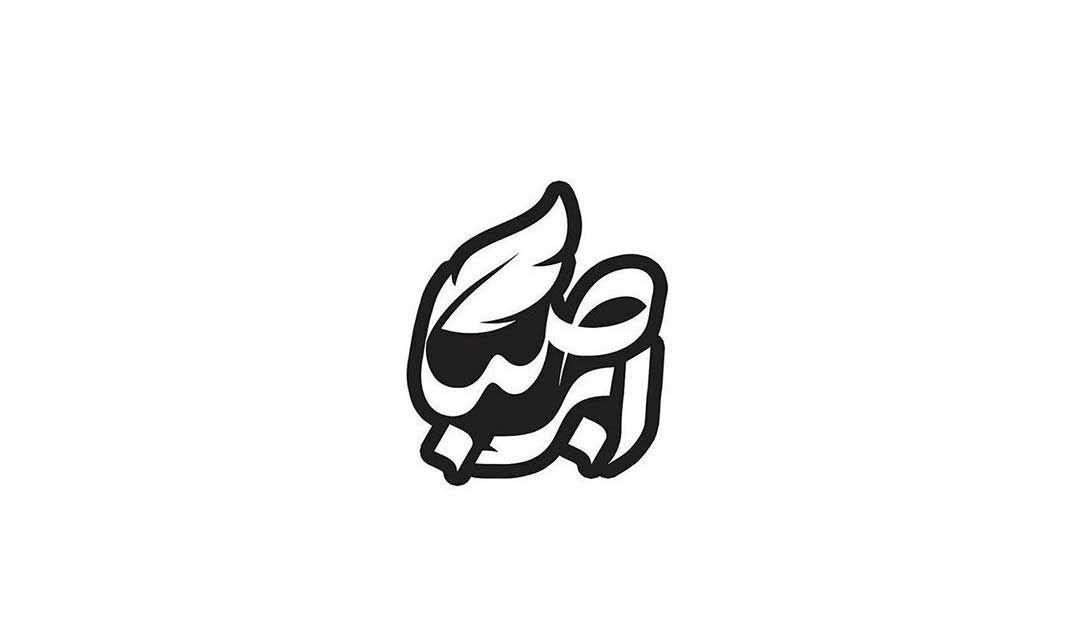 خلاقیت در جابجایی حروف و نماد در لوگوهای فارسی Fonts Architecture