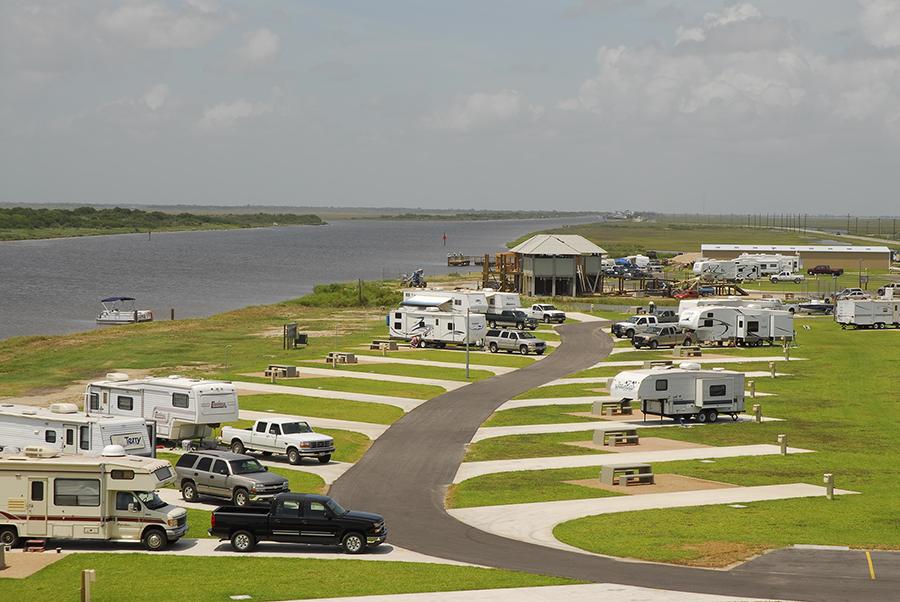 Matagorda Bay Nature and RV Park - Matagorda, Texas ...