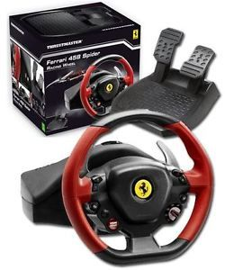 Thrustmaster Ferrari 458 Spider Racing Wheel Xbox One | Ferrari 458