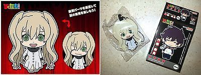 Pikutamu! Blood Blockade Battlefront Rubber Strap White Good Smile Toho Licensed