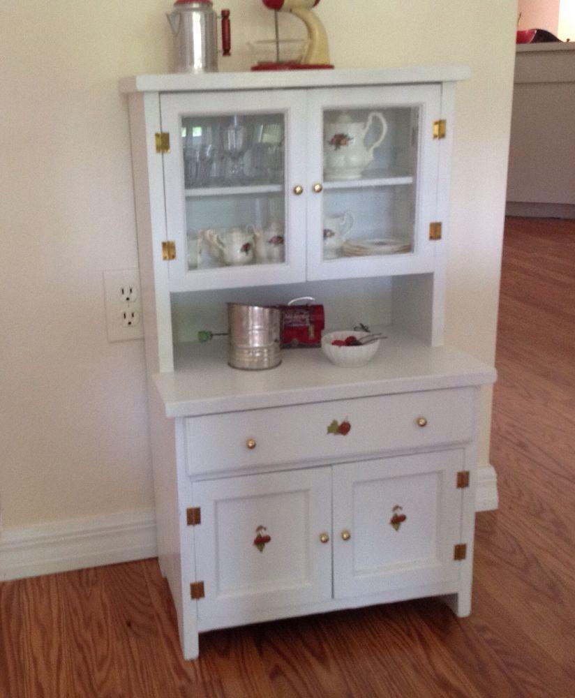 Vintage Kitchen Hutch: Pin On Vintage Kitchen Toys