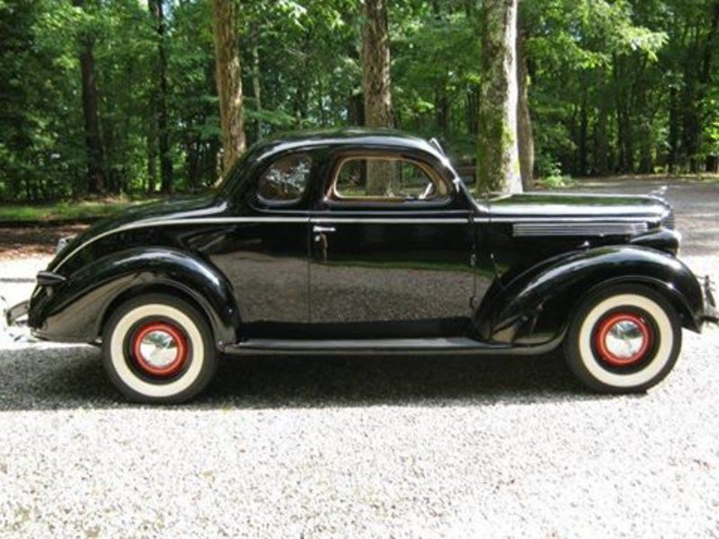 1938 Dodge Business Coupe (VA) - $25,000 Please call Robert @ 434 ...