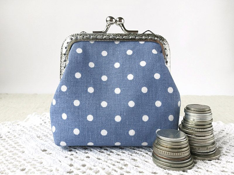 Sew Cute Mini Purse With Clasp Diy Pattern Tutorial Carteras