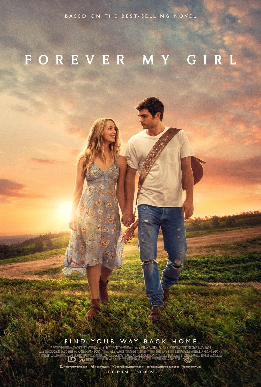 Watch Forever My Girl Full-Movie Streaming