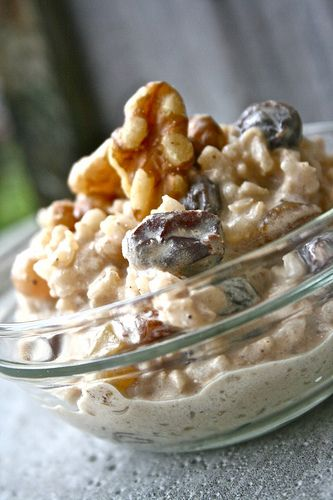 I weeded through and this method of Rice Pudding using ...