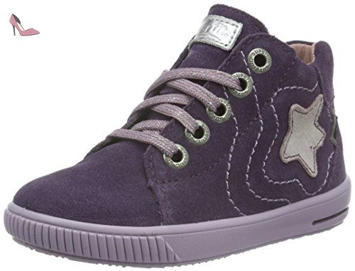 Superfit Mel, Chaussures Marche Bébé Garçon, Blau (Türkis Kombi), 22 EU