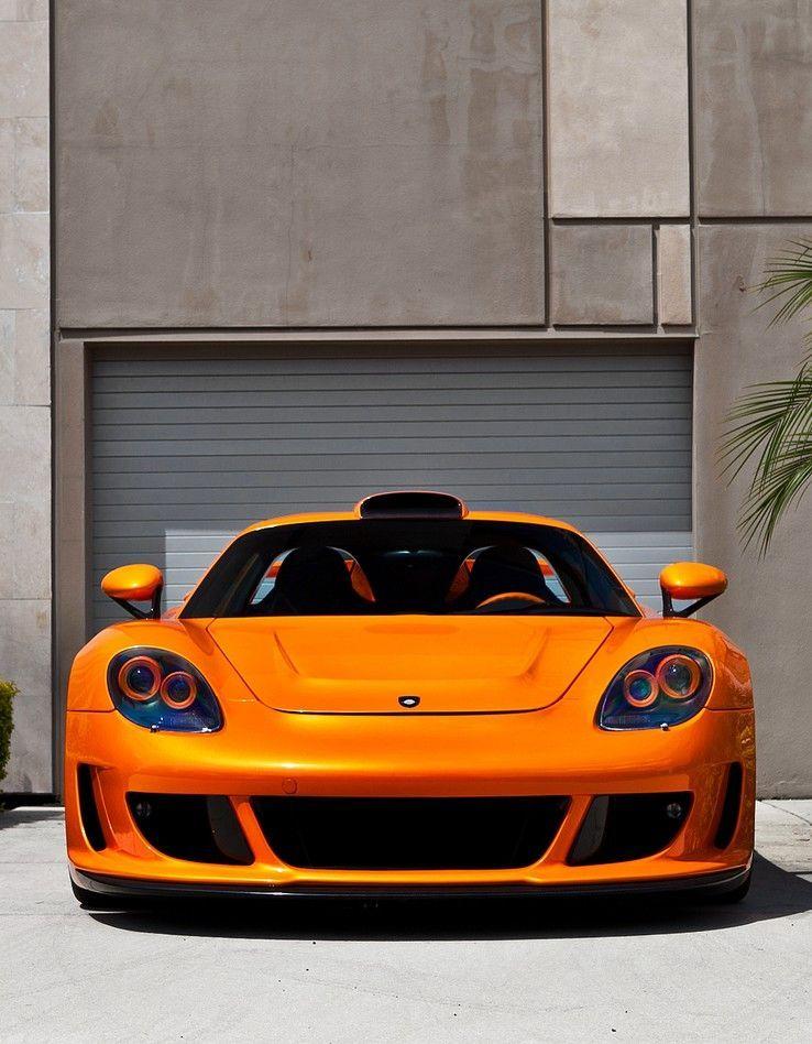Porsche Carrera GT #porschecarreragtgemballa