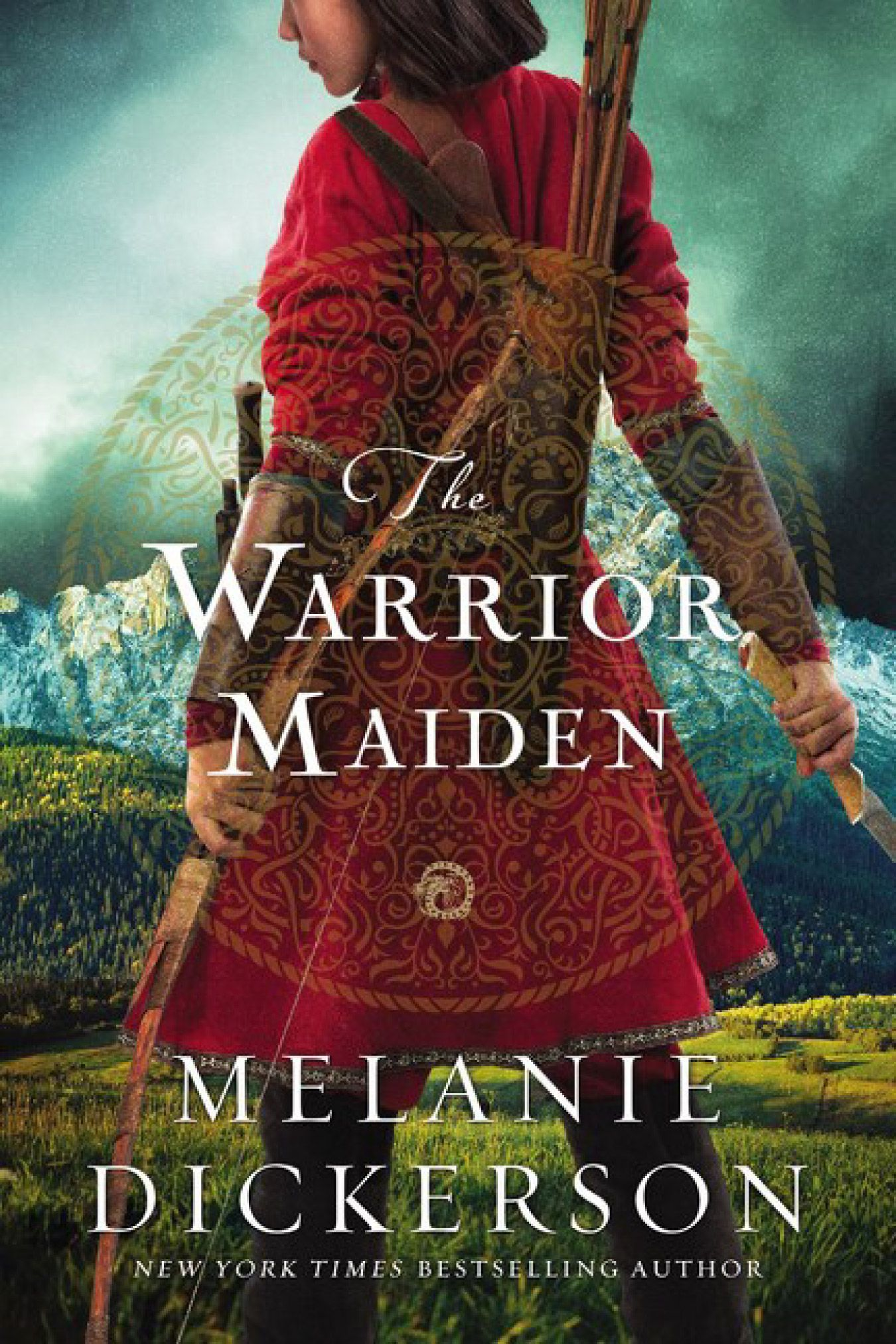 The Warrior Maiden by Melanie Dickerson US Christian