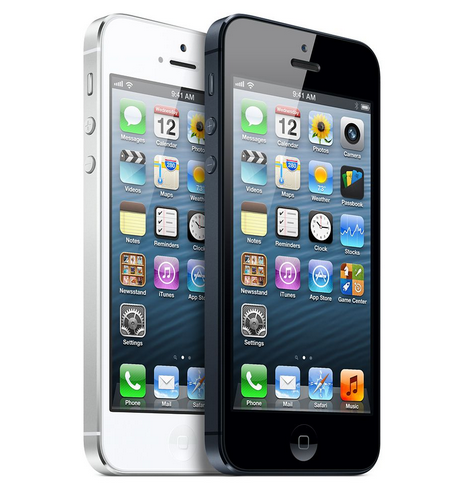 The iPhone 5.  Read all about it.