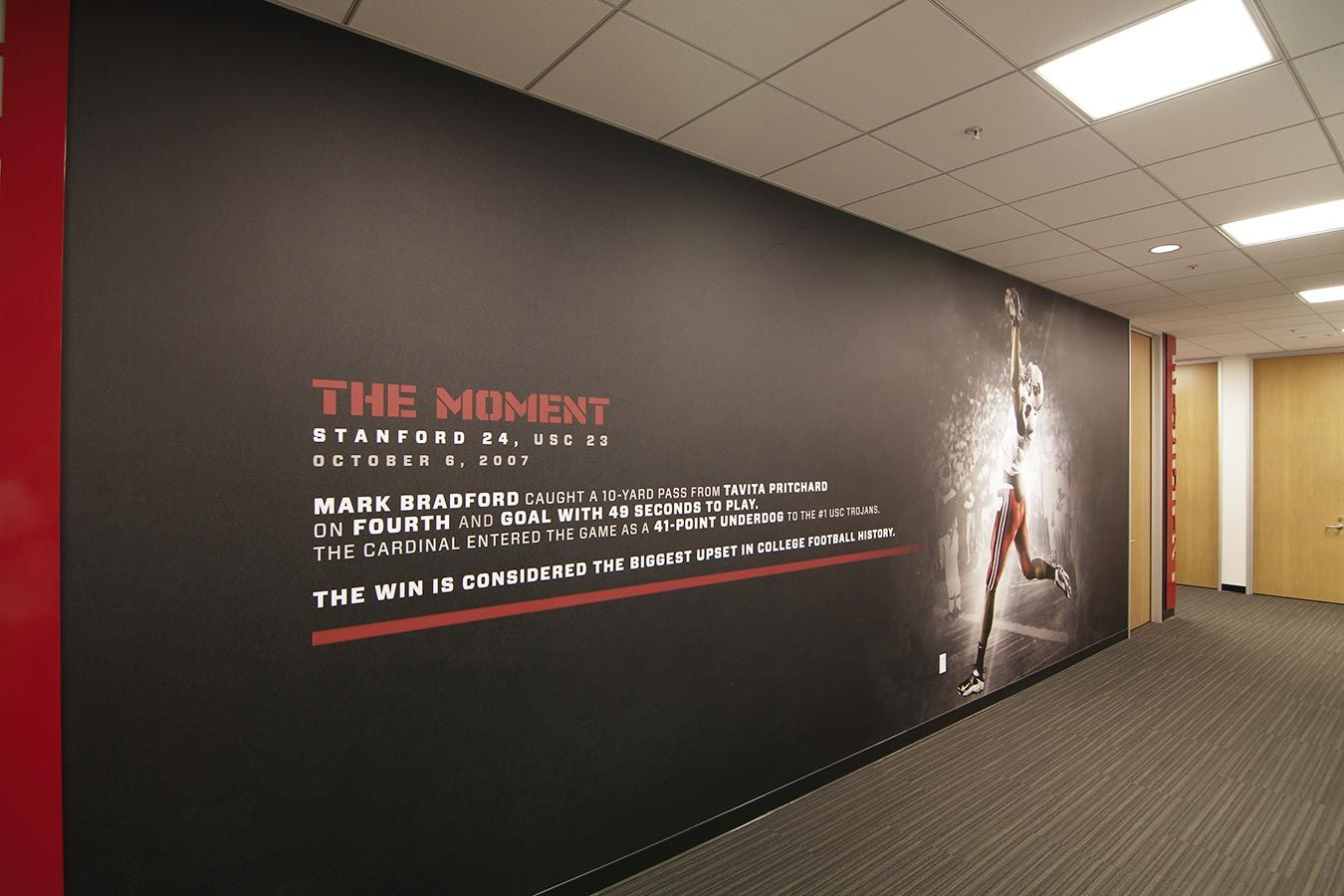 Stanford Football Offices and Locker Room | @Advent | our projects