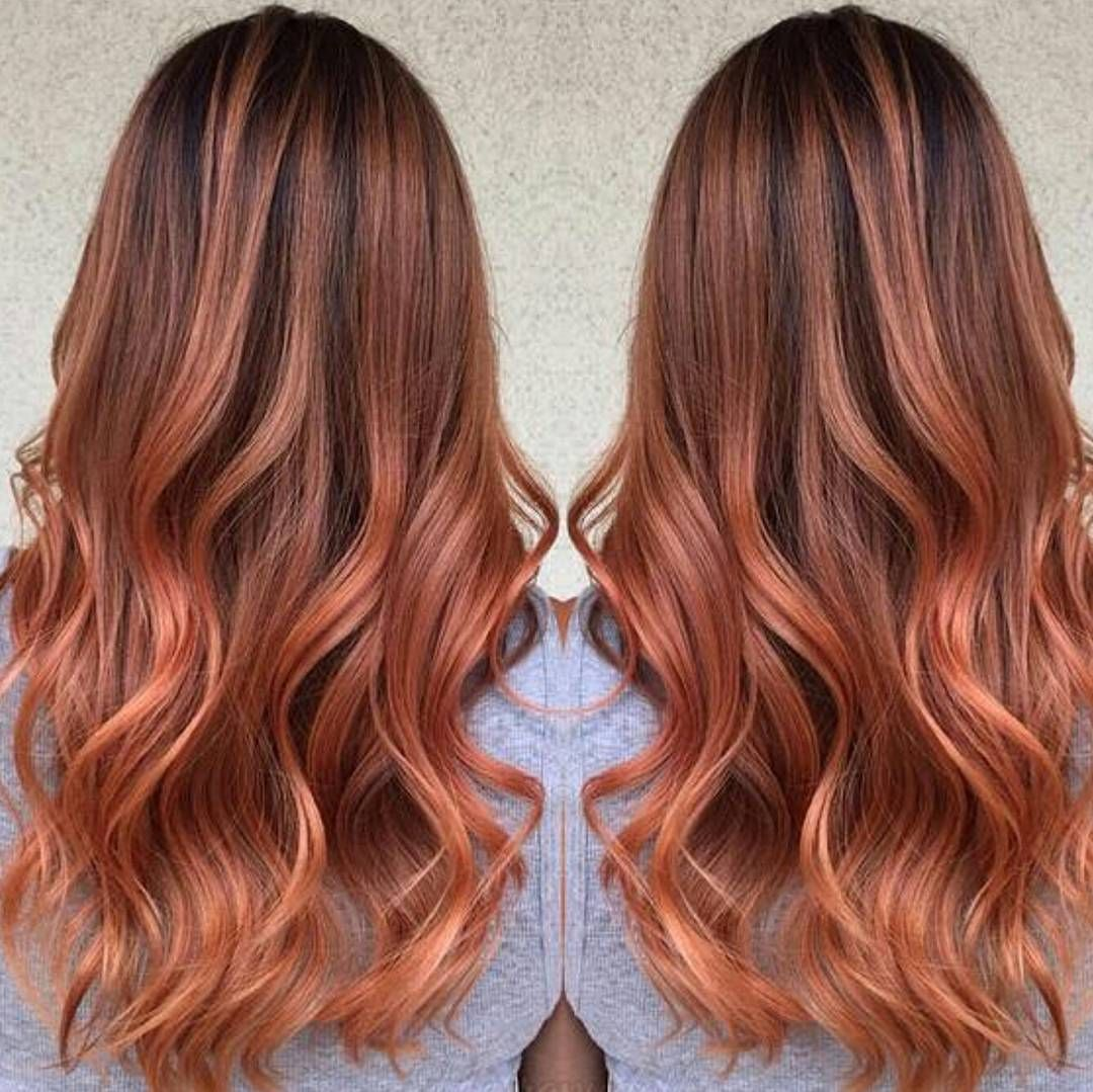 Behind the chair hair color - Find This Pin And More On Hair Ideas Colors Cuts